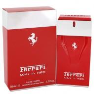 Ferrari Man In Red by Ferrari - Eau De Toilette Spray 50 ml f. herra