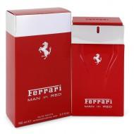 Ferrari Man In Red by Ferrari - Eau De Toilette Spray 100 ml f. herra