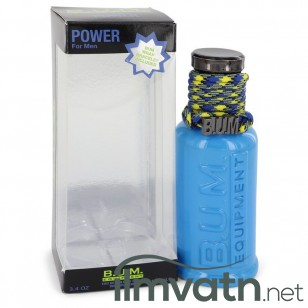 BUM Power by Bum Equipment - Eau De Toilette Spray 100 ml f. herra