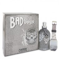 Bad for Boys by Clayeux Parfums - Eau De Toilette Spray + Free LED Watch 100 ml f. herra