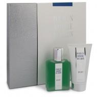 Caron Pour Homme Sport by Caron - Gjafasett- 2.5 oz Eau DE Toilette Spray + 2.5 oz Shower Gel f. herra