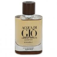 Acqua Di Gio Absolu by Giorgio Armani - Eau De Parfum Spray (Tester) 75 ml f. herra