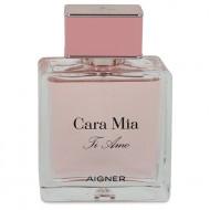 Aigner Cara Mia Ti Amo by Etienne Aigner - Eau De Parfum Spray (Tester) 100 ml f. dömur