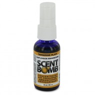 Scent Bomb Air Freshener by Scent Bomb - Tangerine Blast Concentrated Air Freshener Spray 30 ml f. herra