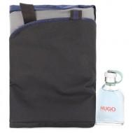 HUGO by Hugo Boss - Gjafasett- 4.2 oz  Eau De Toilette Spray + Duffel Bag f. herra