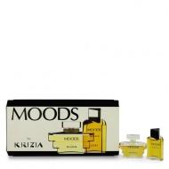 Moods by Krizia - Gjafasett- .2 oz Mini EDT (Men) + .2 oz Mini EDP (Women) f. dömur