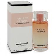 Fleur De Pecher by Karl Lagerfeld - Eau De Parfum Spray 100 ml f. dömur