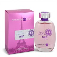 Mandarina Duck Let's Travel to Paris by Mandarina Duck - Eau De Toilette Spray 100 ml f. dömur
