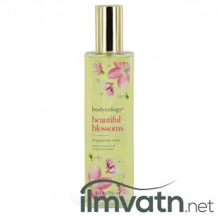 Bodycology Beautiful Blossoms by Bodycology - Fragrance Mist Spray 240 ml f. dömur