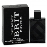 Burberry Brit Rhythm by Burberry - Mini EDT 5 ml f. herra