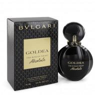 Bvlgari Goldea The Roman Night Absolute by Bvlgari - Eau De Parfum Spray 75 ml f. dömur