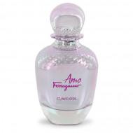 Amo Flowerful by Salvatore Ferragamo - Eau De Toilette Spray (Tester) 100 ml f. dömur