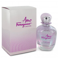 Amo Flowerful by Salvatore Ferragamo - Eau De Toilette Spray 100 ml f. dömur