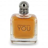 Stronger With You by Emporio Armani - Eau De Toilette Spray (Tester) 100 ml f. herra