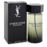 La Nuit De L'Homme by Yves Saint Laurent - Eau De Toilette Spray (Limited Edition) 200 ml f. herra