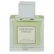 Vera Wang Embrace Green Tea And Cherry Blossom by Vera Wang - Eau De Toilette Spray (unboxed) 30 ml f. dömur
