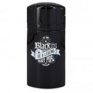 Black XS Be A Legend by Paco Rabanne - Eau De Toilette Spray Iggy Pop Edition (Tester) 100 ml f. herra
