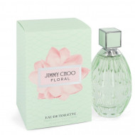 Jimmy Choo Floral by Jimmy Choo - Eau De Toilette Spray 90 ml f. dömur
