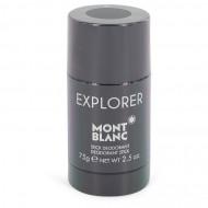Montblanc Explorer by Mont Blanc - Deodorant Stick 75 ml  f. herra