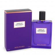 Vanille Patchouli by Molinard - Eau De Parfum Spray (New Packaging) 75 ml  f. dömur