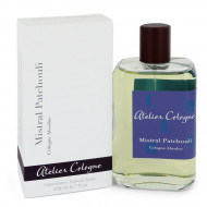 Mistral Patchouli by Atelier Cologne - Pure Perfume Spray 200 ml f. dömur