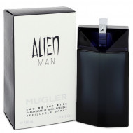 Alien Man by Thierry Mugler - Eau De Toilette Refillable Spray 100 ml f. herra
