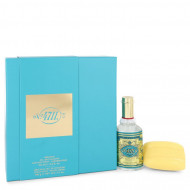 4711 by Muelhens - Gjafasett - 3 oz Eau De Cologne Spray + 3.5 oz Soap f. herra