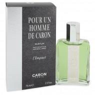 L'impact De Pour Un Homme by Caron - Parfum Spray 75 ml f. herra