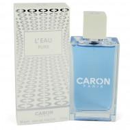 Caron L'eau Pure by Caron - Eau De Toilette Spray (Unisex) 100 ml f. dömur
