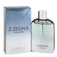 Z Zegna New York by Ermenegildo Zegna - Eau De Toilette Spray 100 ml f. herra
