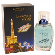 Casanova in Vegas by Lovance - Eau De Toilette Spray 100 ml f. herra