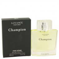 Champion by Lovance - Eau De Toilette Spray 100 ml f. herra