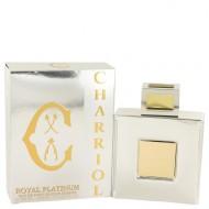 Charriol Royal Platinum by Charriol - Eau De Parfum Spray 100 ml f. herra