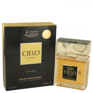 Cielo Classico by Lamis - Eau De Parfum Spray Deluxe Limited Edition 100 ml f. dömur