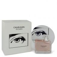 Calvin Klein Woman by Calvin Klein - Eau De Parfum Spray 100 ml f. dömur