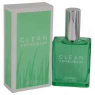 Clean Lovegrass by Clean - Eau De Parfum Spray 63 ml f. dömur