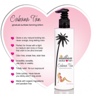 Cabana Tan 118 ml. LOTION