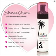 Mermaid Mousse 207 ml.