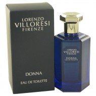 Lorenzo Villoresi Firenze Donna by Lorenzo Villoresi - Eau De Toilette Spray (Unisex) 100 ml f. dömur