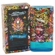 Ed Hardy Hearts & Daggers by Christian Audigier - Eau De Toilette Spray 50 ml f. herra