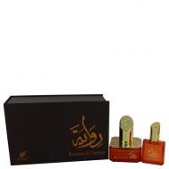 Riwayat El Ambar by Afnan - Eau De Parfum Spray + Free .67 oz Travel EDP Spray 50 ml f. dömur