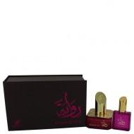 Riwayat El Ta'if by Afnan - Eau De Parfum Spray + Free .67 oz Travel EDP Spray 50 ml f. dömur