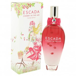 Escada Cherry In The Air by Escada - Eau De Toilette Spray 100 ml f. dömur