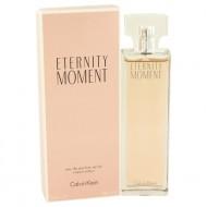 Eternity Moment by Calvin Klein - Eau De Parfum Spray 100 ml f. dömur