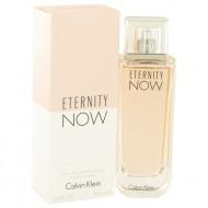 Eternity Now by Calvin Klein - Eau De Parfum Spray 100 ml f. dömur