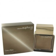 Euphoria Intense by Calvin Klein - Eau De Toilette Spray 100 ml f. herra