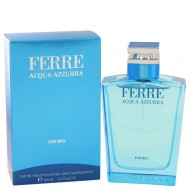 Ferre Acqua Azzurra by Gianfranco Ferre - Eau De Toilette Spray 100 ml f. herra