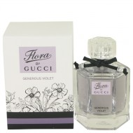 Flora Generous Violet by Gucci - Eau De Toilette Spray 50 ml f. dömur