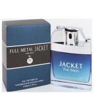 Jacket by FMJ by Parisis Parfums - Eau De Parfum Spray 100 ml f. herra