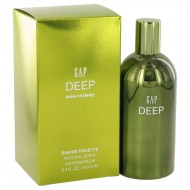 Gap Deep by Gap - Eau De Toilette Spray 100 ml f. herra